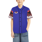 Load image into Gallery viewer, Monster Kids Kids' Baseball Jersey - Tie-Fly
