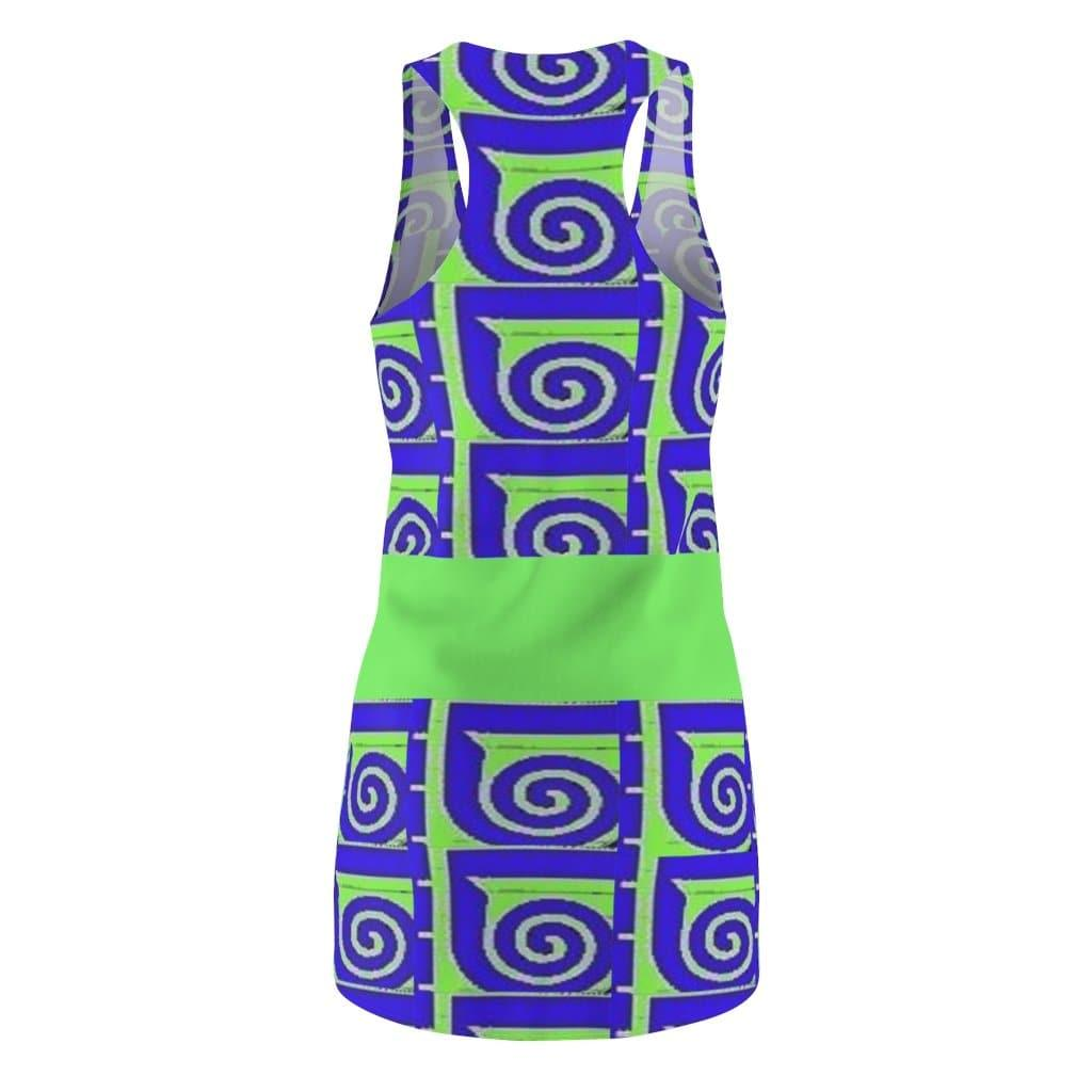 Well Seasoned Women's Cut & Sew Racerback Dress Voluptuous (+) Size Available - TFC&H Co.