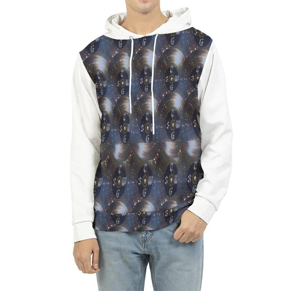 TSWG (Tough Smooth Well Groomed) Ghost Men's Hoodie - Tie-Fly