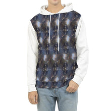 Load image into Gallery viewer, TSWG (Tough Smooth Well Groomed) Ghost Men's Hoodie, cloth -tie - fly