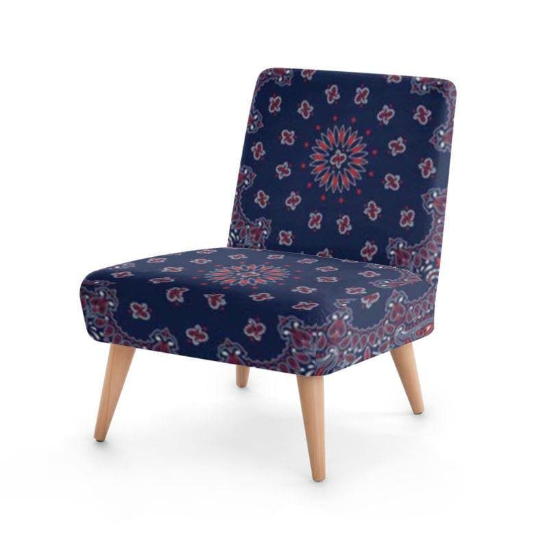 Bandana Branded Home Bespoke Chair - Tie-Fly