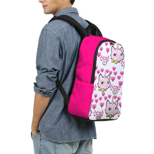 Bec & Friends Uni-Cat Large Backpack - Tie-Fly