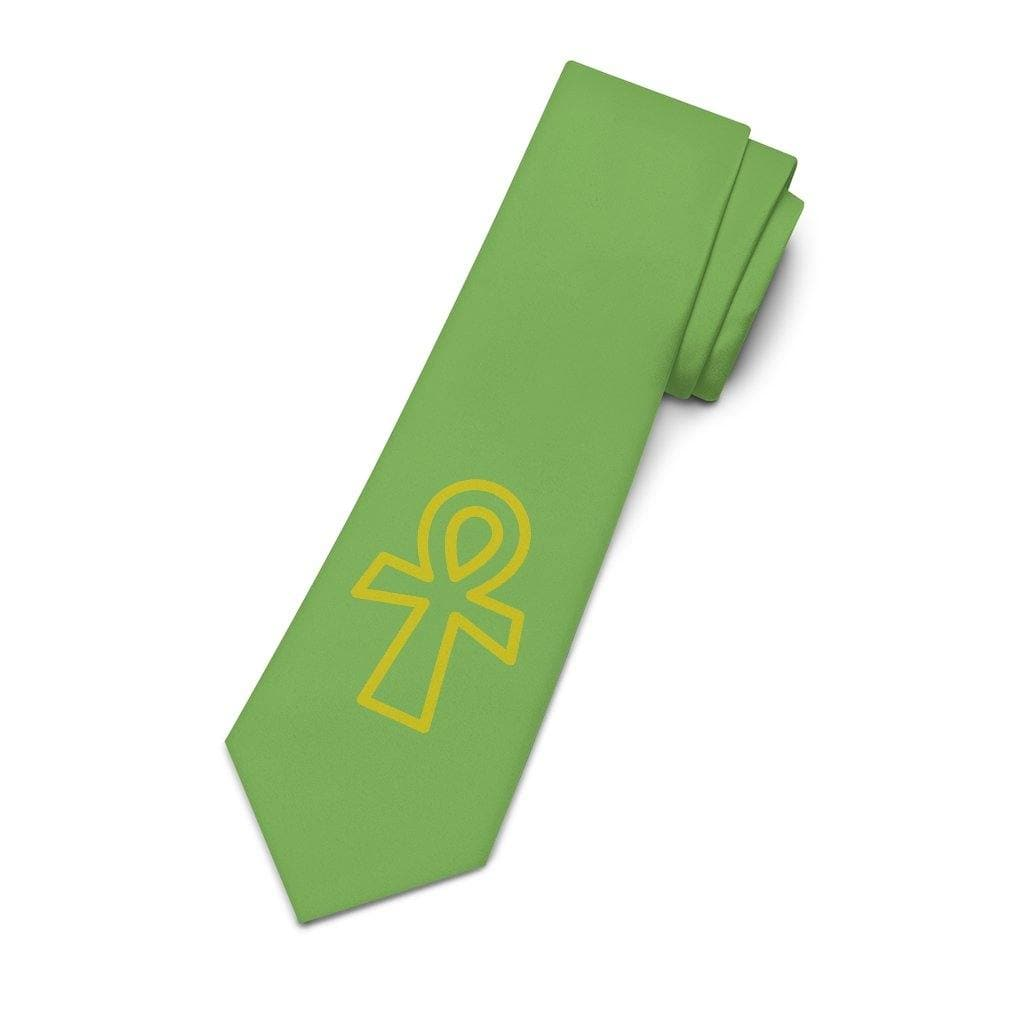 Power 2 Clothing Necktie - Lime - Tie-Fly