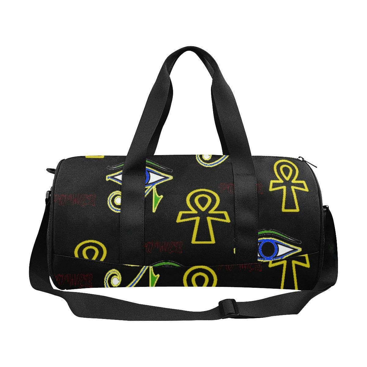 Power Clothing Travel Duffel Bag - Tie-Fly