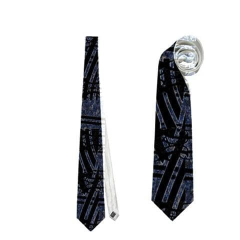 Aros Necktie (Two Side) - Tie-Fly
