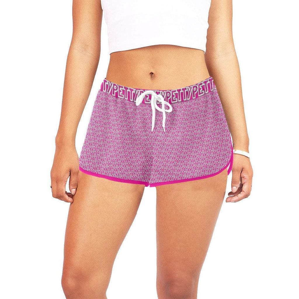 Petty Repeat Tease Shorts