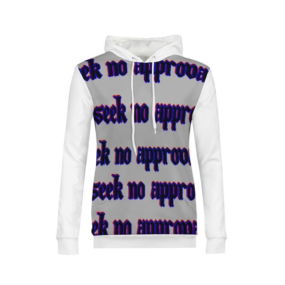 Seek No Approval 2 Women's Hoodie - Tie-Fly