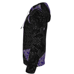 TSWG (Tough Smooth Well Groomed) Snakeskin Men's Hoodie - Tie-Fly