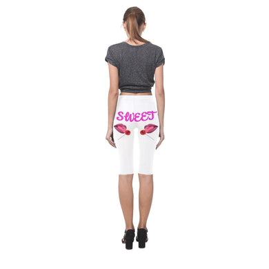 Sweet Clothing Collection Cropped Yoga Pant, [product_type] -tie - fly