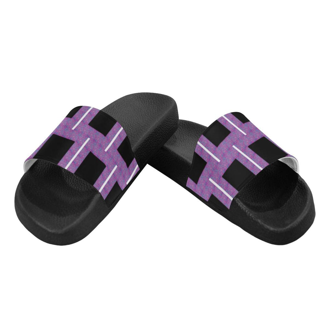 Royal Geo 2 Women's Slide Sandals, Flip Flops -tie - fly