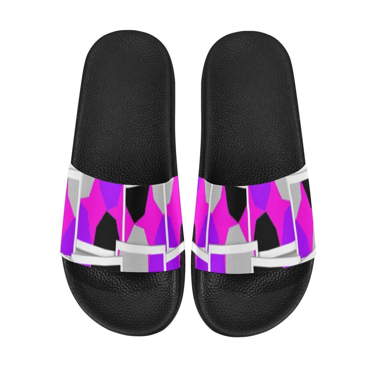 Women's Royal Spread Slides - Tie-Fly