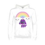 Load image into Gallery viewer, Bec's Uni-Dog Kids Hoodie - Tie-Fly