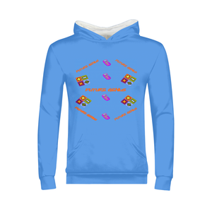 Teacher's Pet Future Genuis Kids Hoodie - Tie-Fly