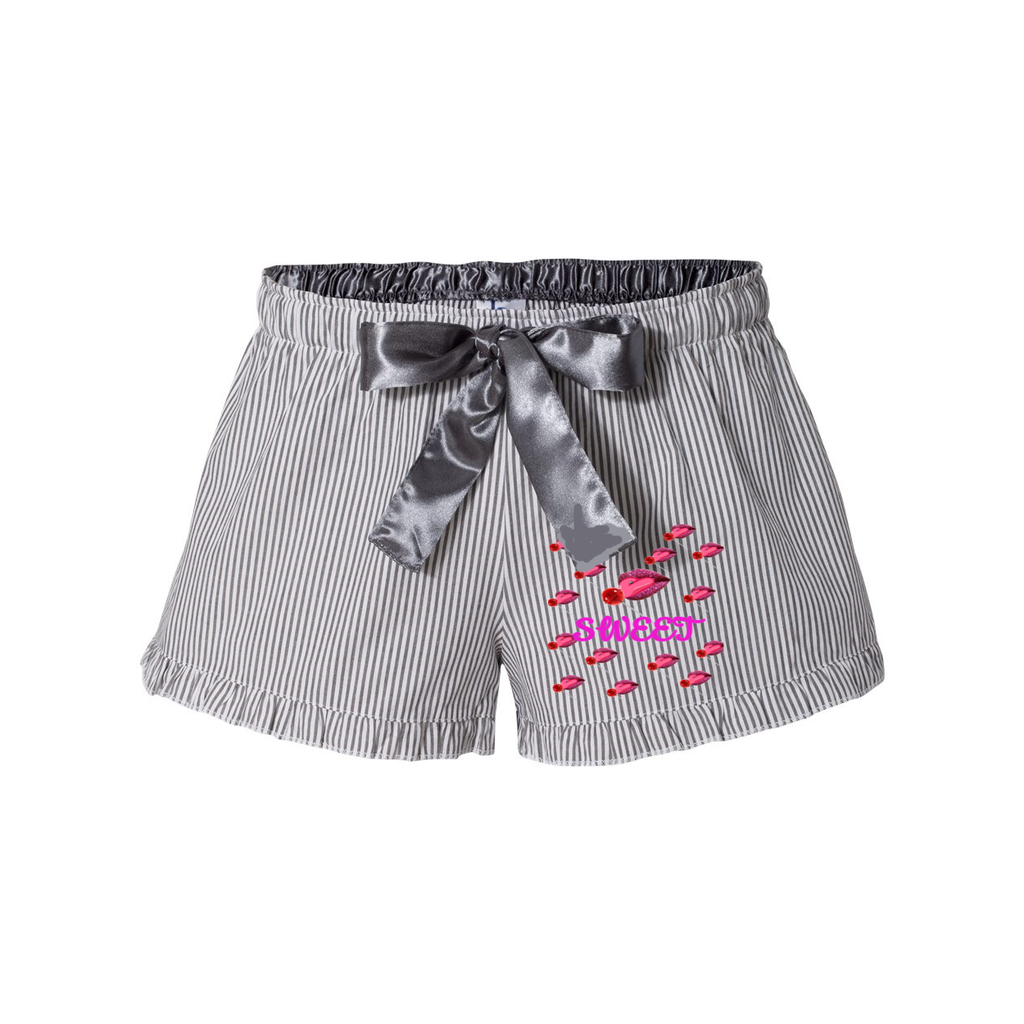 Sweet Clothing VIP Ruffled Bitty Boxer - Tie-Fly