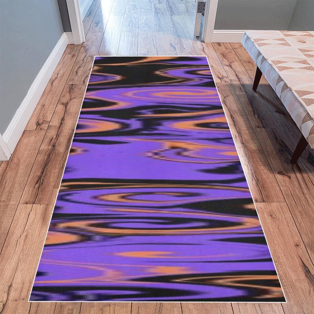 Trip Home 10' x 3.2' Area Rug - 2 variations - Tie-Fly