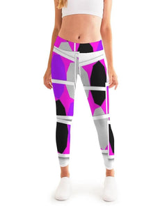 Royal Spread  Women's Yoga Pant - Tie-Fly