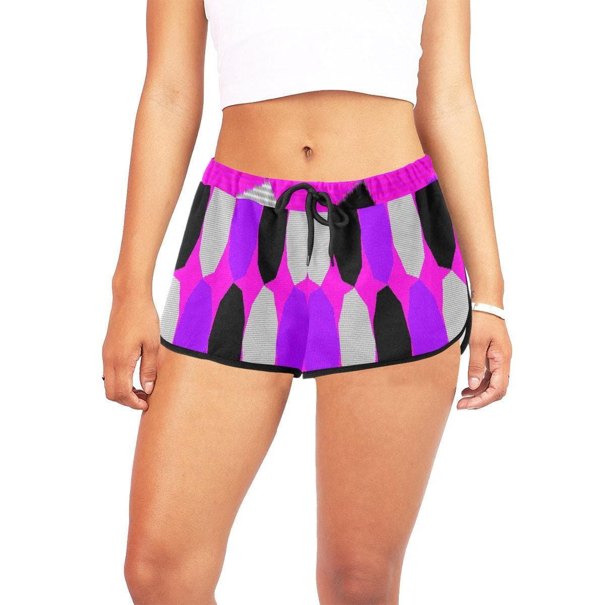 Royal Tease Shorts - Tie-Fly