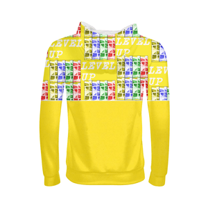 Teacher's Pet: Level Up Kids Kids Hoodie, cloth -tie - fly