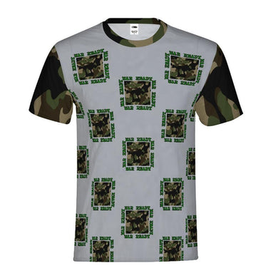 War Ready Men's Tee, cloth -tie - fly