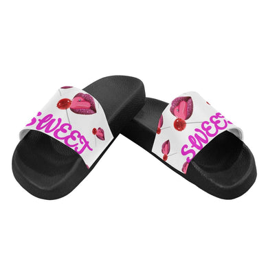 Sweet Clothing Women's Slide Sandals, Flip Flops -tie - fly