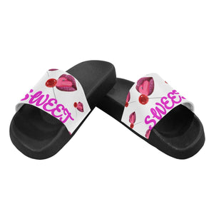Sweet Clothing Women's Slide Sandals - Tie-Fly