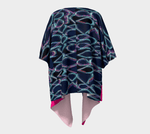 Load image into Gallery viewer, Pure Hydro Draped Kimono - Tie-Fly