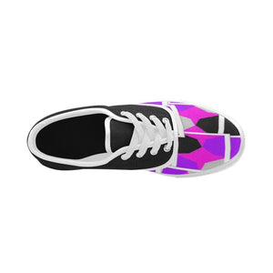 Women's Royal Spread Aries Canvas Shoe - Tie-Fly