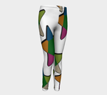 Load image into Gallery viewer, Bec's Star Youth Leggings - Tie-Fly