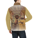Load image into Gallery viewer, Black Madonna Men's Lightweight Bomber - 2 variations - Tie-Fly