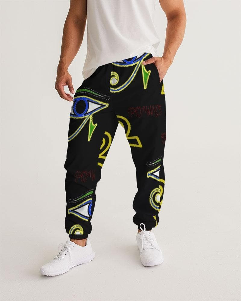 Power Clothing Men's Track Pants - Tie-Fly