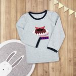 Load image into Gallery viewer, Monster Kids Pyjamas Sets - Tie-Fly