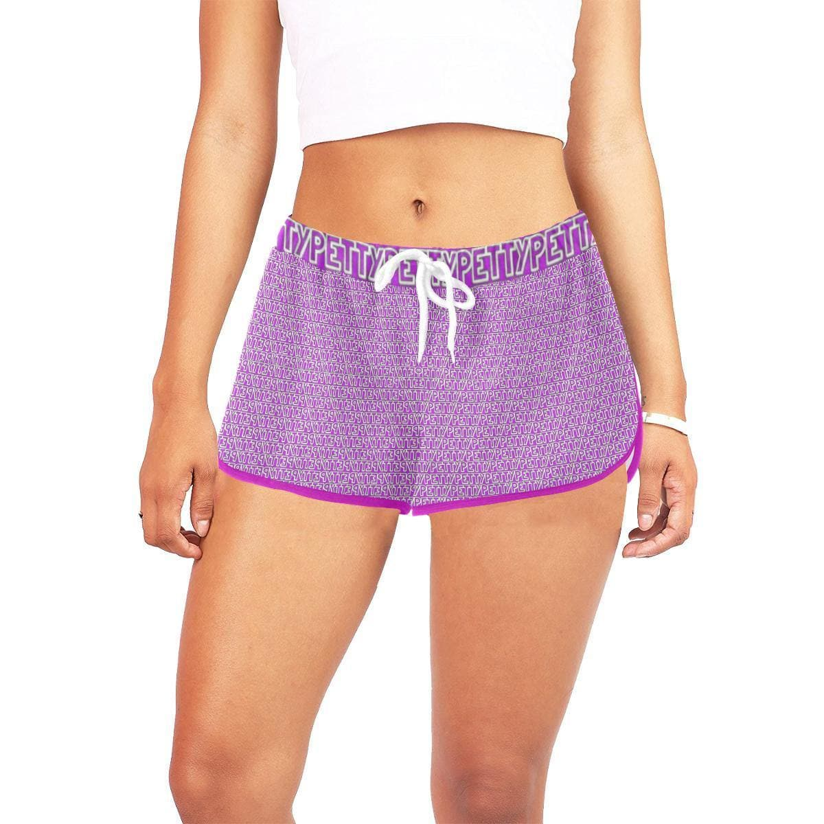 Petty Repeat Tease Shorts - TFC&H Co.