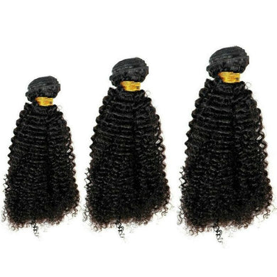 Brazilian Afro Kinky Bundle Deals - Tie-Fly