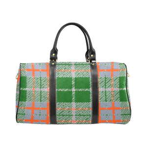Tribute to Plaid Travel Bag - Tie-Fly