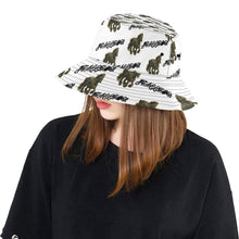 Load image into Gallery viewer, Stallion Clothing Bucket Hat Unisex Bucket Hat, Hats  -tie - fly