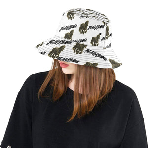 Stallion Clothing Bucket Hat Unisex Bucket Hat - Tie-Fly