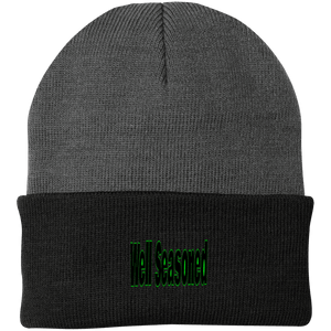 Well Seasoned Port Authority Knit Cap - Tie-Fly
