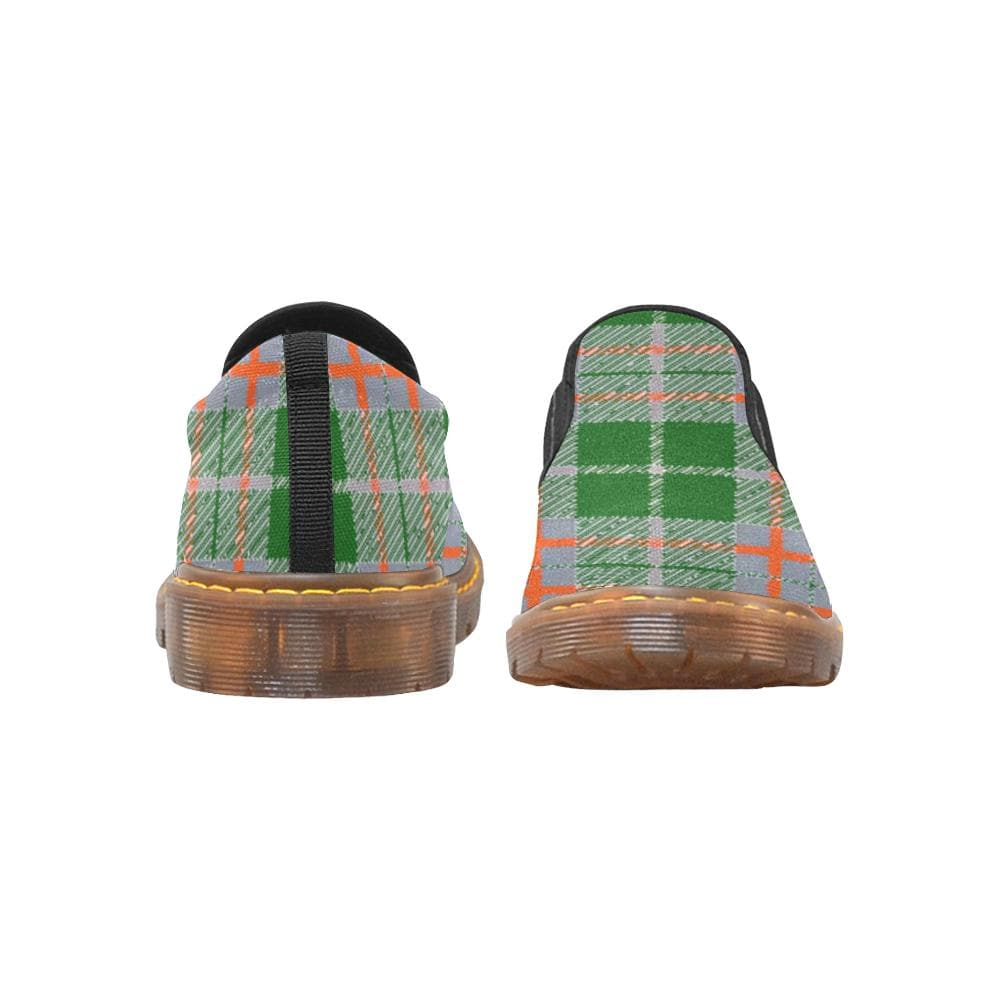 Tribute to Plaid Men's Loafer - Tie-Fly