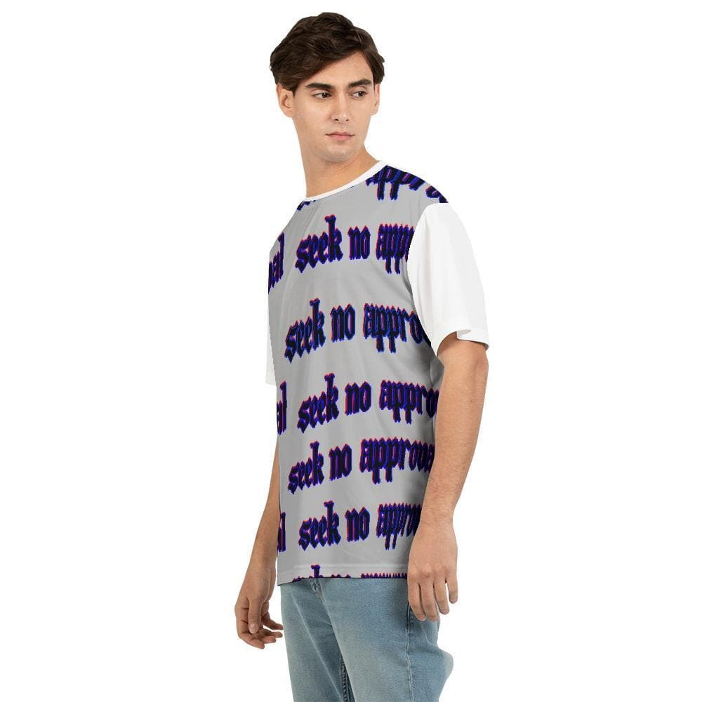 Seek No Approval 2 Men's Tee - Tie-Fly