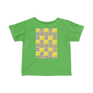 Teacher's Pet: Level Up Babes Infant Fine Jersey Tee - Tie-Fly