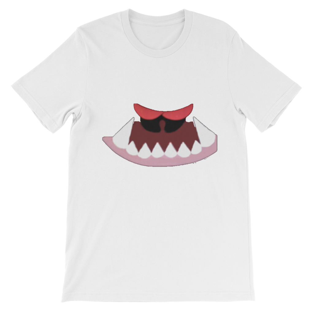 Monster Mouth Monster Kids Classic T-Shirt - Tie-Fly