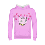 Load image into Gallery viewer, Bec & Friends Uni-Cat Kids Hoodie - Tie-Fly