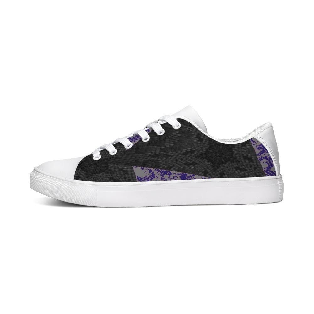 TSWG (Tough Smooth Well Groomed) Snakeskin Sneaker - Tie-Fly