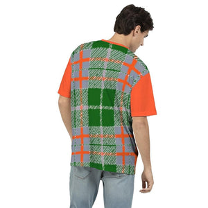Tribute to Plaid Men's Tee, cloth -tie - fly