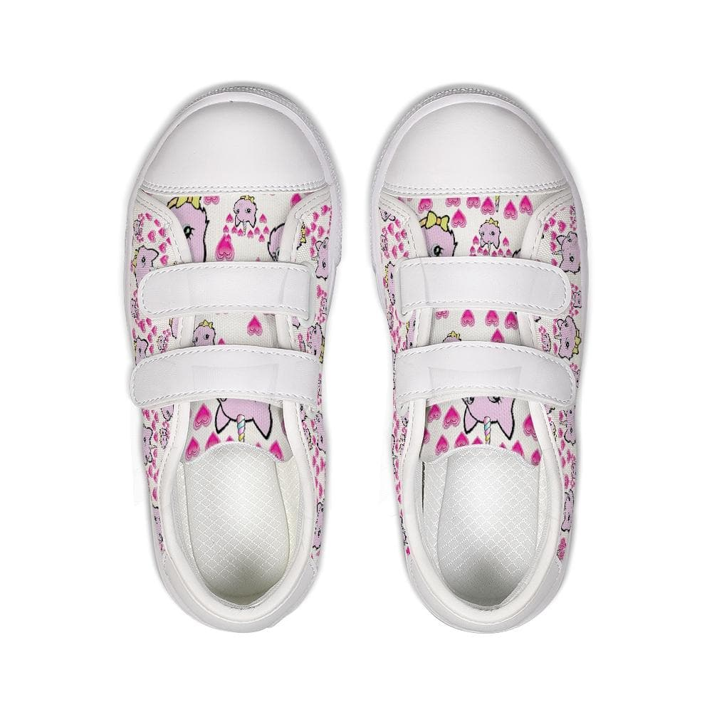 Bec & Friends Uni-Cat Kids Velcro Sneaker - TFC&H Co.