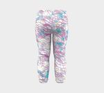 Load image into Gallery viewer, Teacher's Pet Collection: Royal Pallette kids Baby Leggings - Tie-Fly