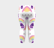 Load image into Gallery viewer, Bec's Uni-Dog Baby Leggings - Tie-Fly