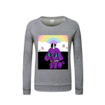 Load image into Gallery viewer, Bec's Uni-Dog Kids Graphic Sweatshirt - Tie-Fly