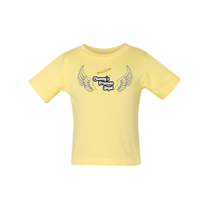 Mommyś Precious Angel Baby Short Sleeve Tee - Tie-Fly