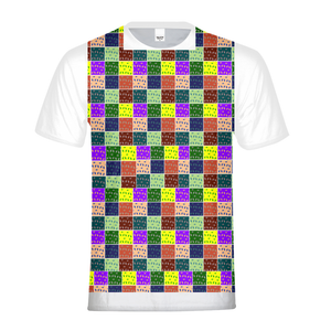 Abstract Kids Kids Tee - Tie-Fly